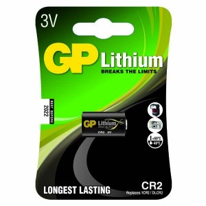 GP Photo Lithium CR-2 (DLCR2), blister 1