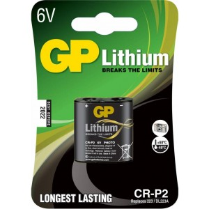 GP Photo Lithium CRP-2 (DL223A), blister 1