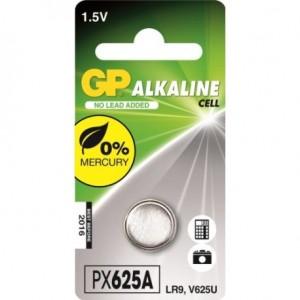 GP Fotobatterij 625A (PX625A), blister 1