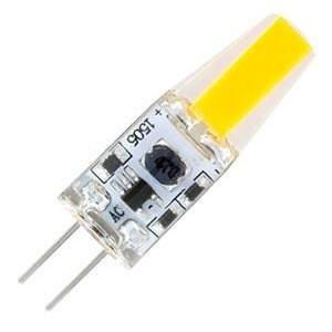 LED lamp G4 12V LED COB 1.5W 2700K
