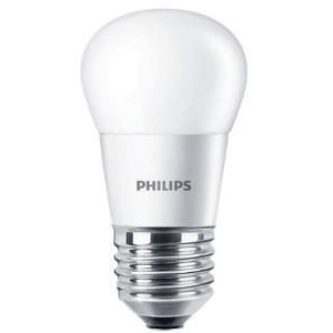 Philips LED kogel 7-60W E27 827 P48 mat