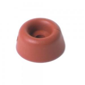 Closetbuffer zwart kst. 20x10mm(5)QlinQ