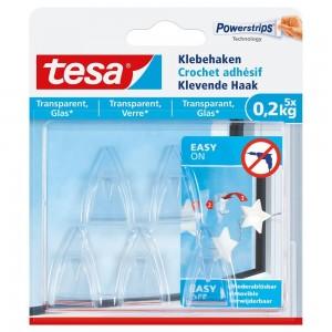 Tesa Deco haak 77734 transparant 200 g