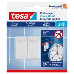 Tesa Klevende Spijker tegels & metaal 77762 2 kg
