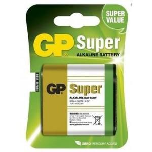 GP super alkaline 4,5 V plat