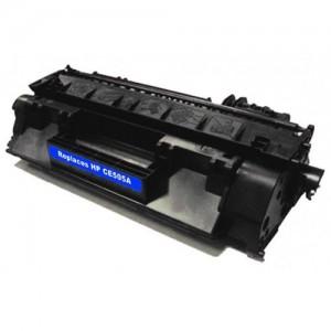 Alternatieve toner  voor de  HP  CE505A 05A