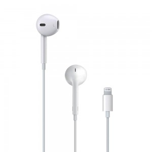 Apple - MMTN2ZM/A - Lightning EarPods