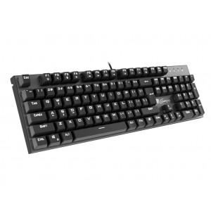 Genesis Thor 300 - Mechanisch Gaming toetsenbord - Met witte verlichting