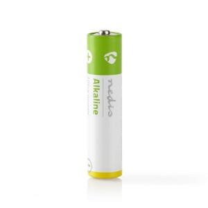 Alkaline batterij AAA | 1,5 V | 10 stuks | Blister