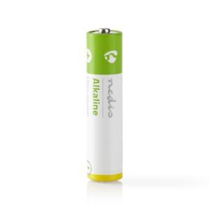 Alkaline batterij AAA | 1,5 V | 4 stuks | Blister