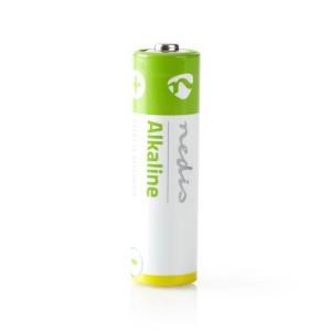 Alkaline batterij AA | 1,5 V | 4 stuks | Blister