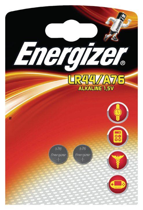 Alkaline Batterij LR44 1.5 V 2-Blister