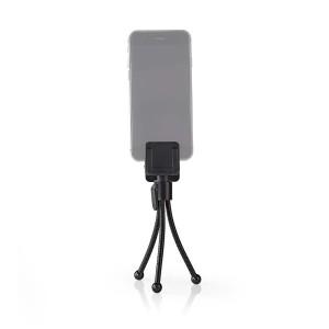 Ministatief voor Smartphones | 15,8 cm | Zwart | 4
