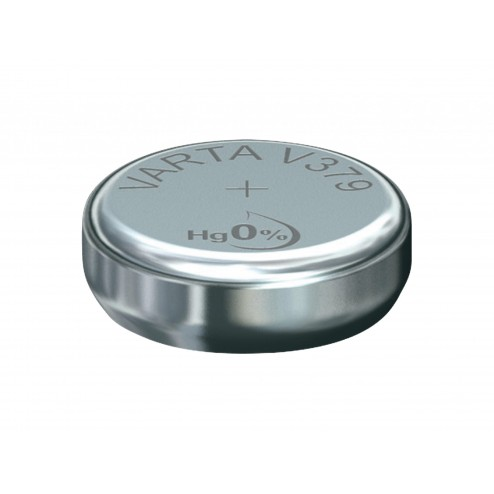 Zilveroxide Batterij SR63 1.55 V 12 mAh 1-Pack