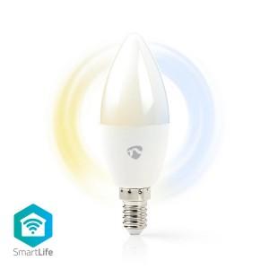Wi-Fi Slimme LED-Lamp | Warm- tot Koud-Wit | E14