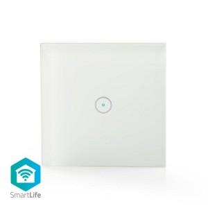 Wi-Fi smart lichtschakelaar | Single