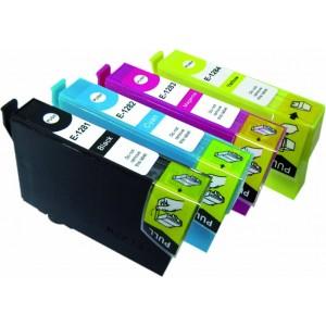 Set cartridges voor Epson T1285