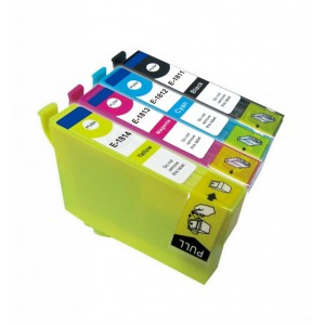 Set cartridges voor Epson 18XL