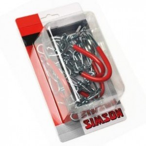 Simson fiets ophangketting