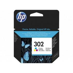302 originele drie-kleuren inktcartridge