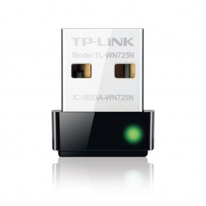 TP-Link wireless nano adapter 150 Mbps