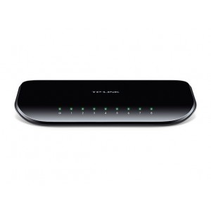 TP-Link desktop gigabit switch 8 poorten