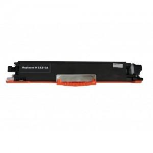 Alternatieve toner  voor de  HP  CE310A 126A