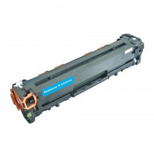 Alternatieve toner  voor de  HP  CC531A 304A / Canon 718