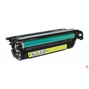 Alternatieve toner  voor de  HP  CE 262A Yellow