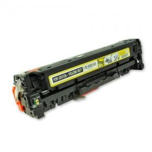 Alternatieve toner  voor de  HP  CE 412A Yellow