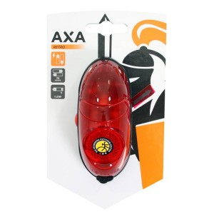 Axa achterlicht Retro rood