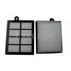 PHILIPS specialist, universe/ ELECTROLUX clario, excellio, oxygen/ AEG system-pro H12 hepa filter