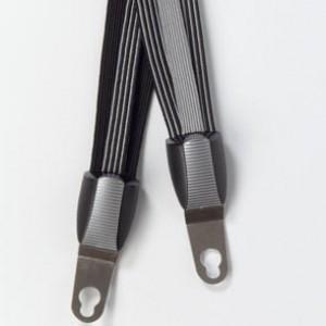 Widek triobinder universeel zwart/grijs/zilver