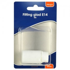 BLS fitting glad E14  wit