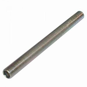 Draadeind  115mm   Koper