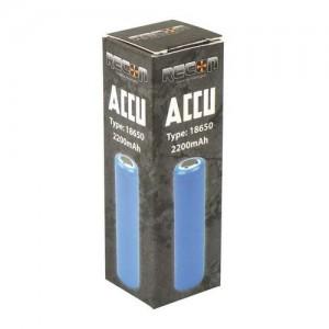Losse batterij tbv 49374 2200mAH 18650