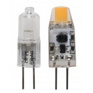 LED LAMP G4 12V LED 1.1W 2700K 100LM