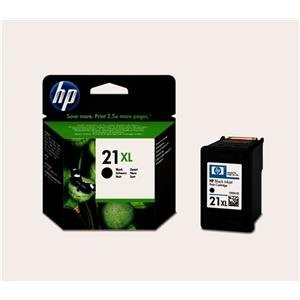 HP 21XL Black