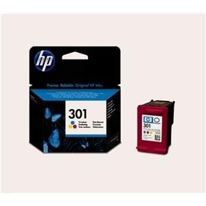 HP 301 Tri-colour