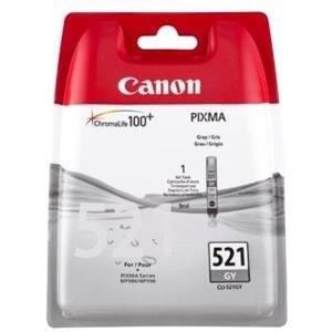 Canon CLI-521GY Grey