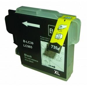 Inkt cartridge voor Brother LC 980 985 1100 zwart