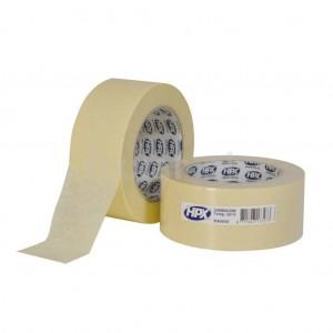 Masking tape 60°C - crèmewit 50mm x 50m