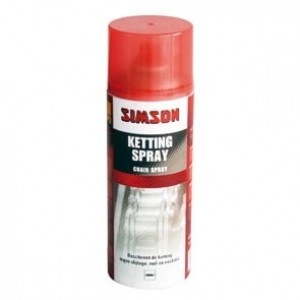 Simson ketting spray