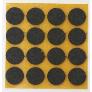 QlinQ anti-krasvilt dub. pak bruin 22mm