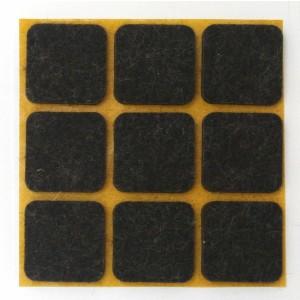 QlinQ anti-krasvilt dub. pak bruin 25x25mm