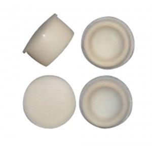 QlinQ Afdichtdop voor polynorm creme 10mm
