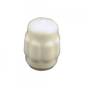 QlinQ deurbuffer met kap wit 45 mm