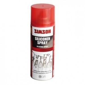 Simson siliconen spray