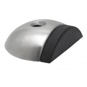 QlinQ deurbuffer vloermodel rvs 51 mm