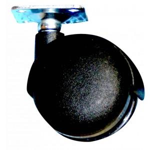 QlinQ meubelzwenkwiel 40 mm 20 kg 2 stuks